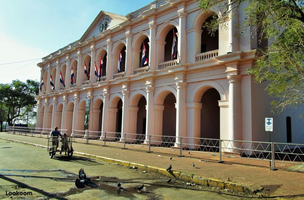 El Cabildo, Asunción, Paraguay