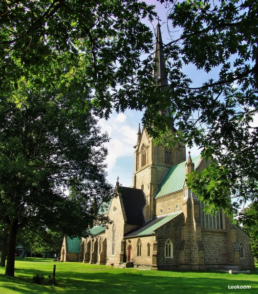 Christ Church, Fredericton, Canada